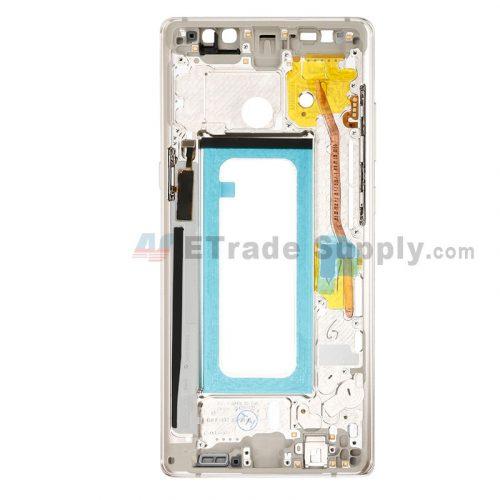 Samsung Galaxy Note 8 Partition