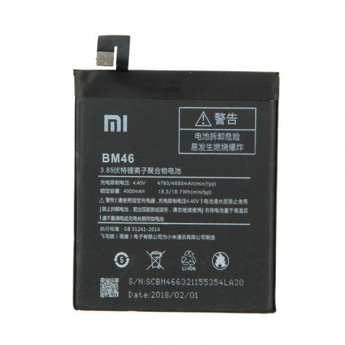 Xiaomi Redmi Note 3, Note 3 Pro Battery BM46
