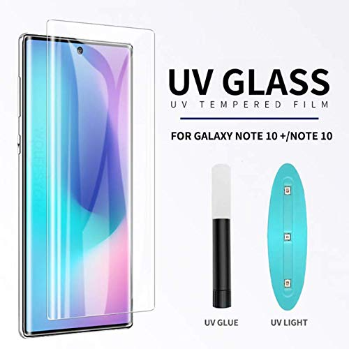 Samsung Note 10 UV curved glass protector