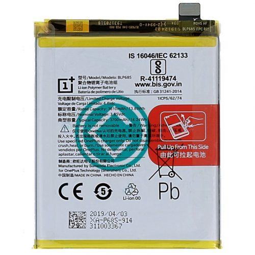 OnePlus 7pro battery
