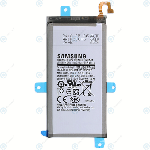 Samsung Galaxy A6+ (2018) battery