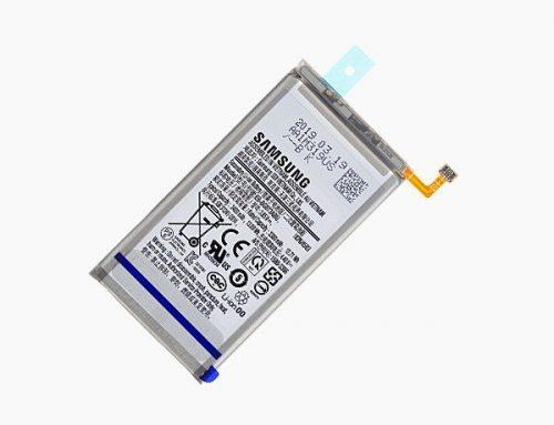 Samsung Galaxy S10 battery