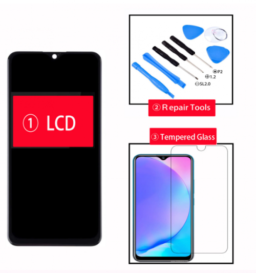 Vivo Y17 Y15 Y12 Y11 Y3 U3X U10 LCD Display