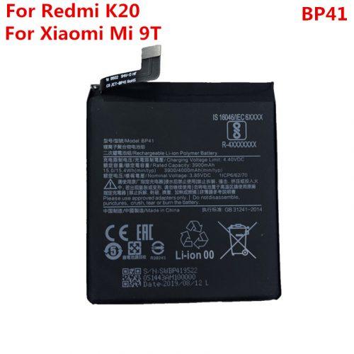Xiaomi Mi 9T,k20,k20 pro Battery