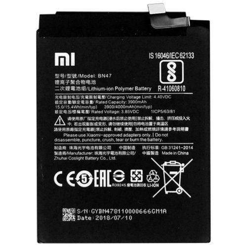 Xiaomi Mi A2 Lite BN47