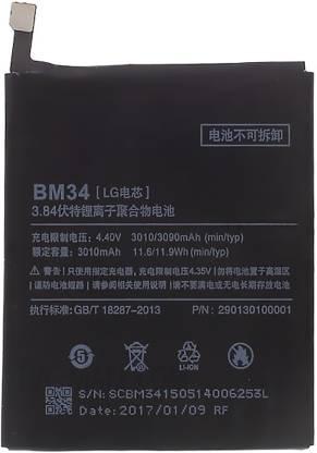 Xiaomi Mi Note Pro BM34