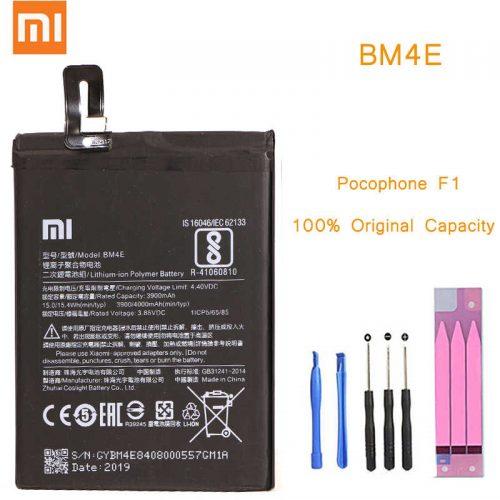 Xiaomi Pocophone F1 Battery