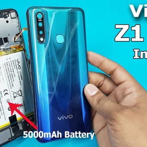 vivo Z1Pro Battery
