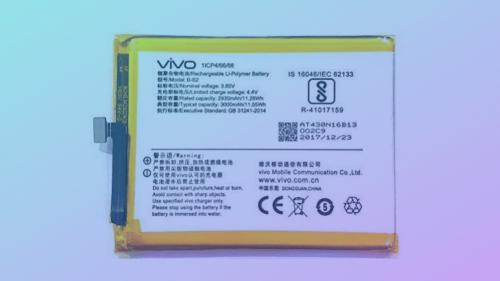 Vivo U20 Battery Replacement
