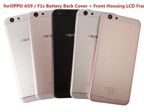 Oppo F1s battery door cover