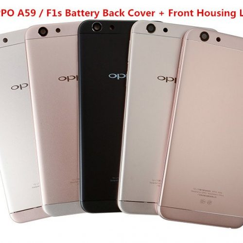 Oppo F1s battery door cover