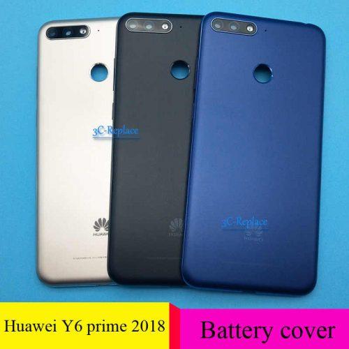 Huawei Y6 prime battery door cover