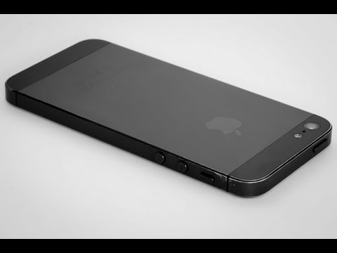 iPhone 5 battery door cover