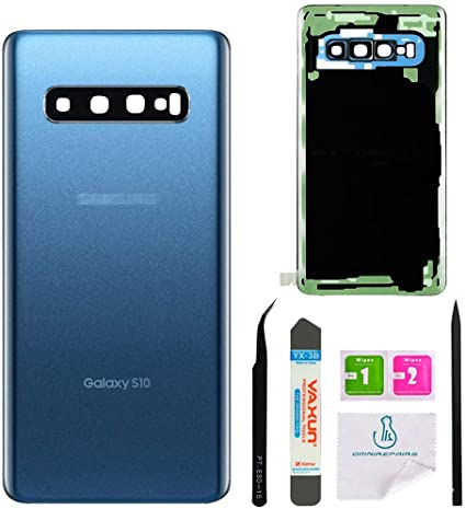 samsung galaxy S10 battery door cover