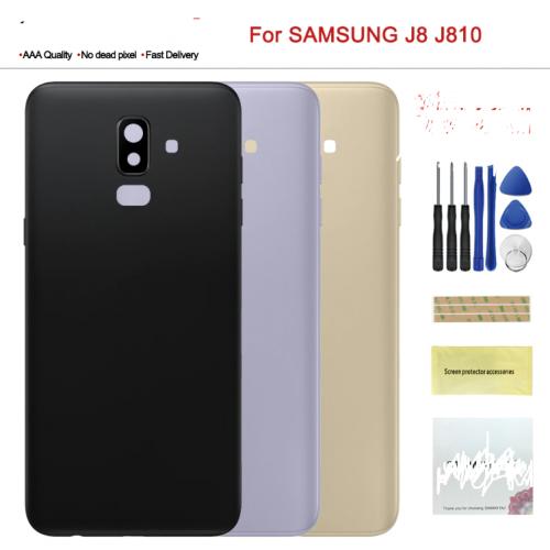 Samsung galaxy J8 battery door cover