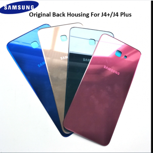 samsung galaxy j4 plus battery door cover