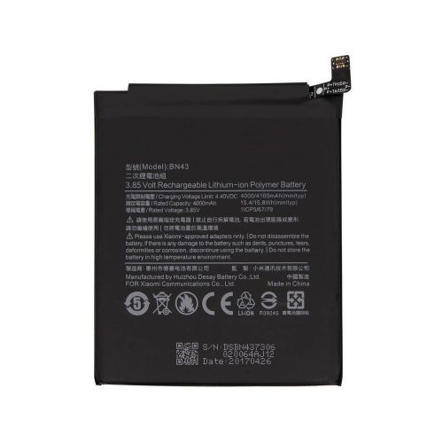 redmi 4x battery