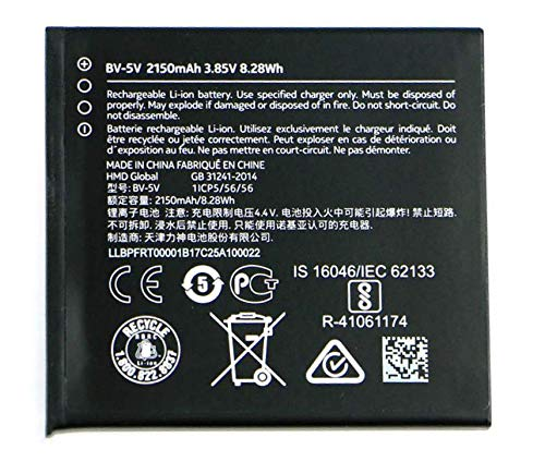 nokia 1 battery