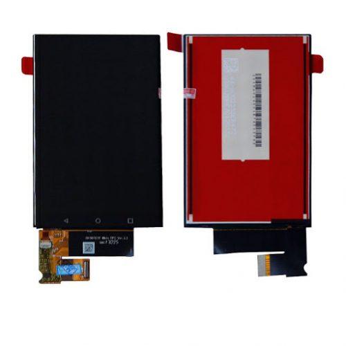 BlackBerry Keyone display