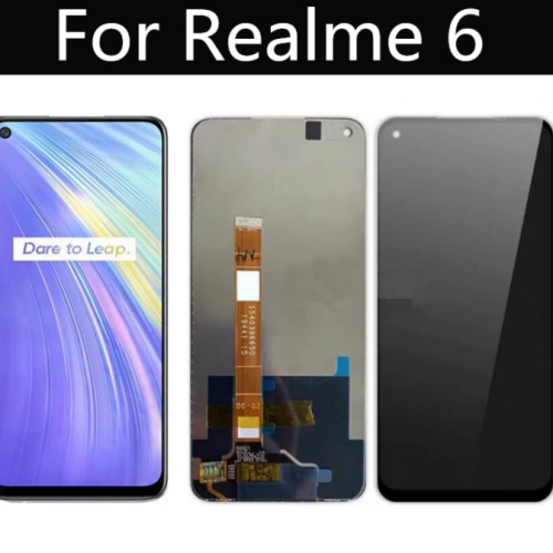 Realme 6 display replacement