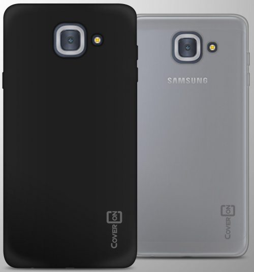 Samsung Galaxy J7 Max back-shell
