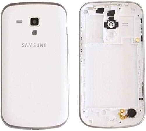 Samsung Galaxy S Duos back-shell