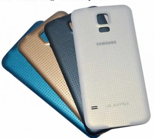 Samsung Galaxy S5 back-shell