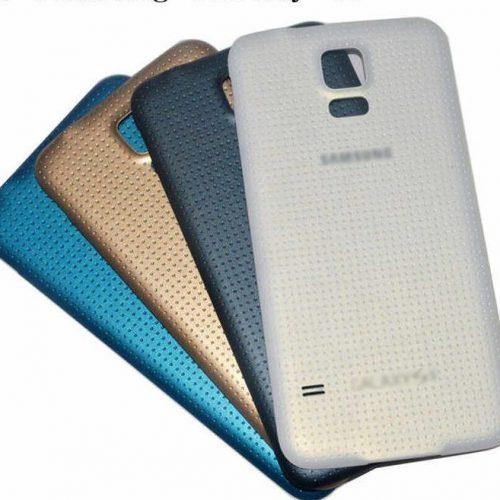 Samsung Galaxy S5 back-shell