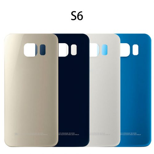 Samsung Galaxy S6 Edge back-shell