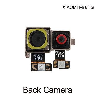Xiaomi Mi 8 lite Back Camera