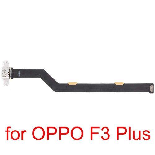 Oppo F3 Plus Charging Port