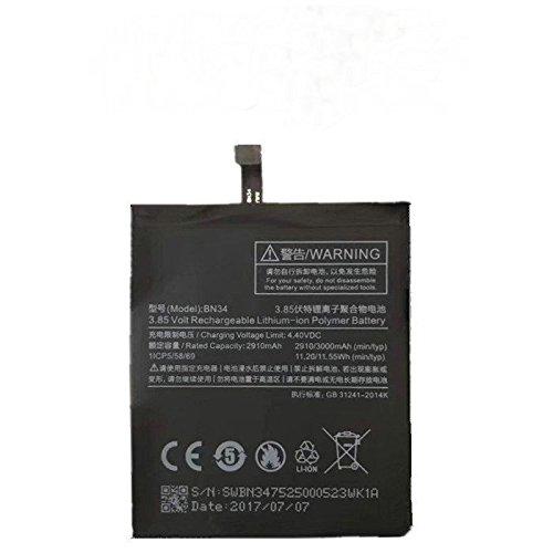 Xiaomi note Mi 5A