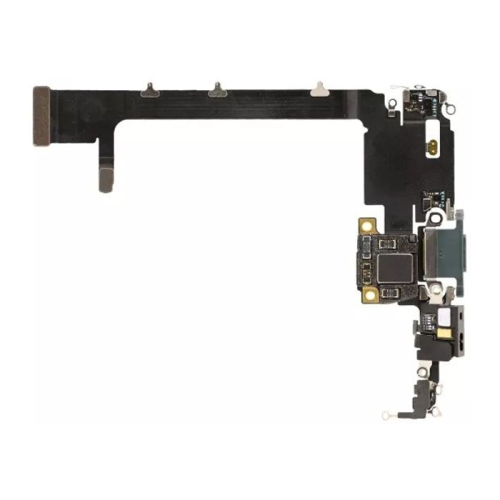 iPhone 11 Pro Max charging port