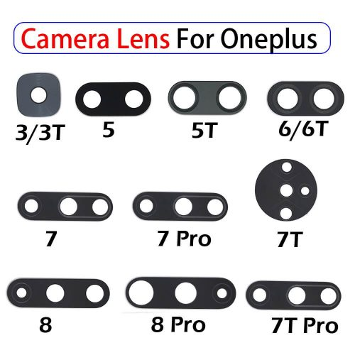 OnePlus 8 Rear Facing Camera Glass Lens