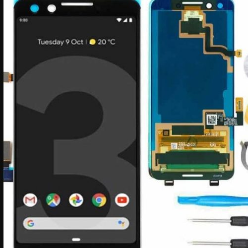 Google pixel 3 display