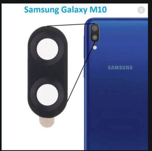 Samsung Galaxy M10 Rear Facing Camera Glass