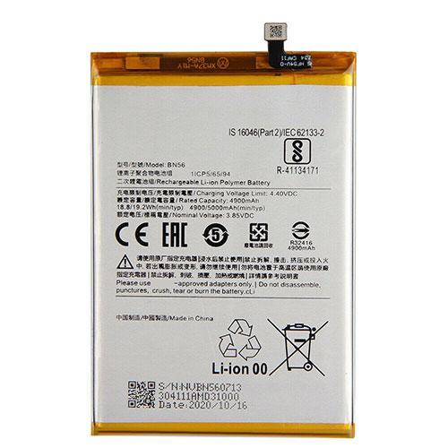 xiaomi poco m2 battery