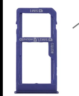 Samsung Galaxy M40 sim card tray in Bd